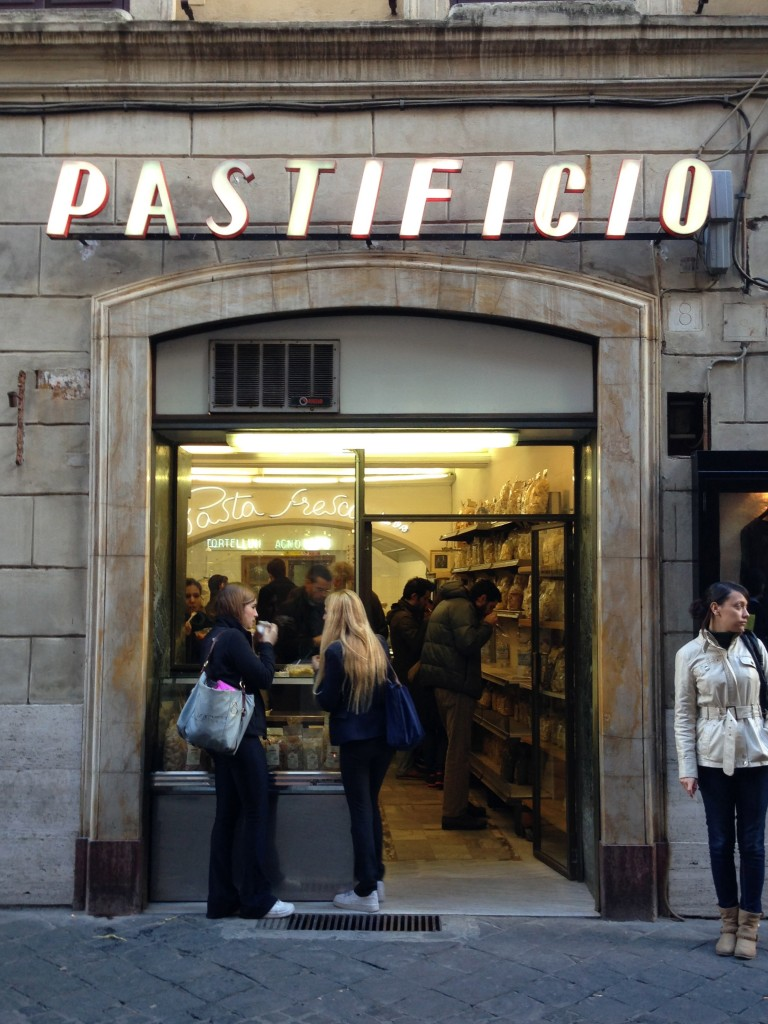 pastificio in Rome